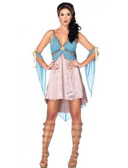 Disfraz de Princesa Griega Premium para Mujer