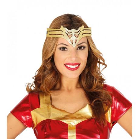 Cinta Dorada de Superheroína Wonder Lady