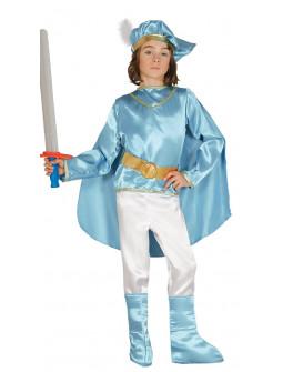 Disfraz de Príncipe Azul Infantil