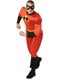 Disfraz de Mr Increíble Musculoso para Adulto