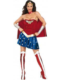 Disfraz de Wonder Woman Clásico para Mujer