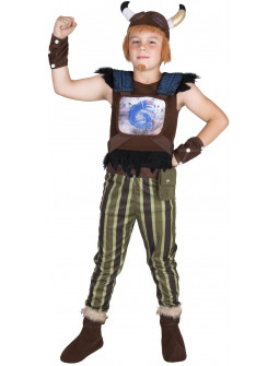 Disfraz de Crogar Zak Storm para Niño