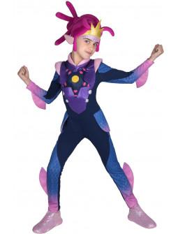 Disfraz de Cece Zak Storm para Niña