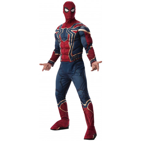 Disfraz de Iron Spider Infinity War Premium para Adulto