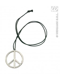 Collar de Hippie metalico
