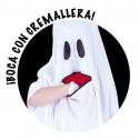 Disfraz de Fantasma Tragacaramelos Infantil