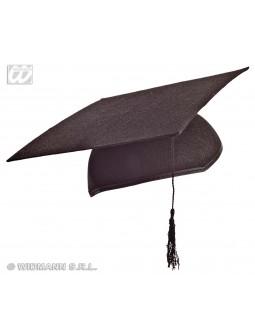 Gorro de graduacion en fieltro