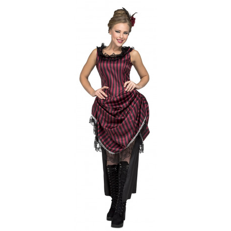 Disfraz de Madam de Burdel Maeve de Westworld