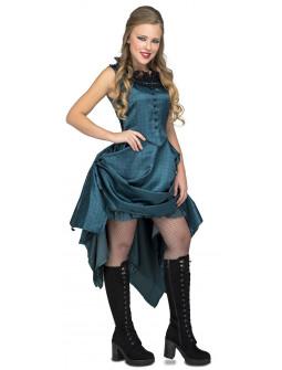 Disfraz de Señorita de Burdel Clementine de Westworld