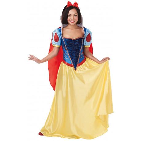 Disfraz de Blancanieves Oficial Disney para Mujer