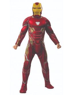 Disfraz de Iron Man Musculoso Infinity War para Hombre