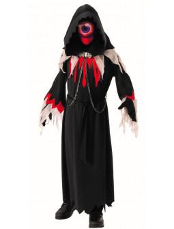 Disfraz de Brujo Cíclope Oscuro para Niño