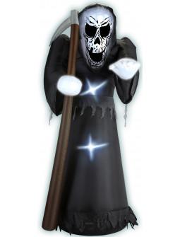 Hinchable de La Muerte con Luz de 122cm