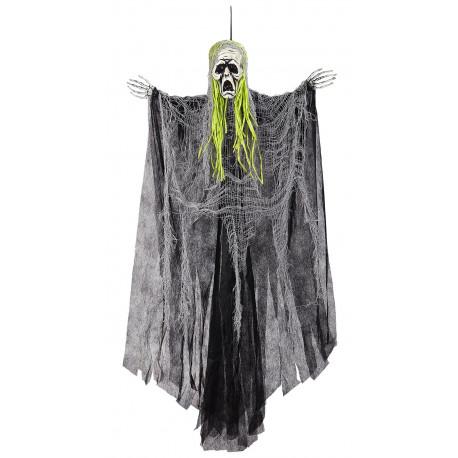 Fantasma Terrorífico para Decoración de Halloween