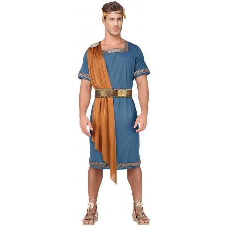 Disfraz de Emperador Romano Julio César para Hombre