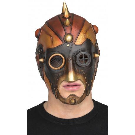 Máscara de Steampunk de Látex