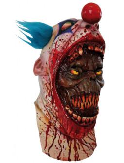 Máscara de Payaso Monstruoso para Adulto