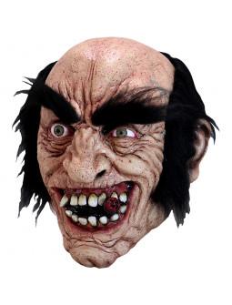 Máscara de Mr. Hyde con Pelo para Adulto