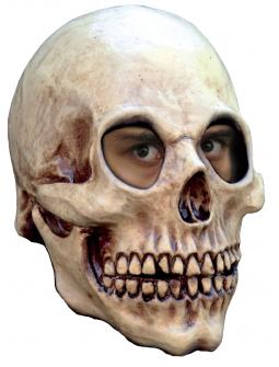 Máscara de Calavera Hiperrealista de Látex