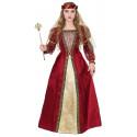 Disfraz de Princesa Medieval Elegante para Niña