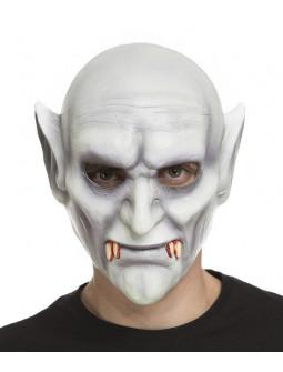 Máscara de Vampiro Drácula Terrorífico