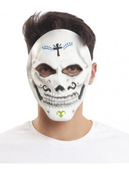 Máscara de Catrín La Muerte Mexicana