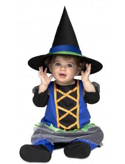 Disfraz de Bruja Divertida para Bebé