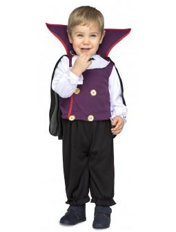Disfraz de Conde Drácula para Bebé