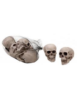 Pack de Calaveras para Decoración de Halloween