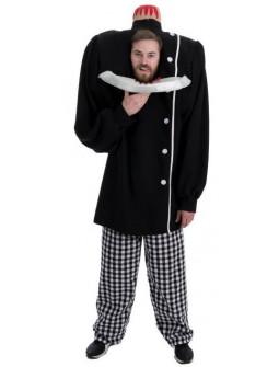 Disfraz de Camarero Decapitado para Adulto
