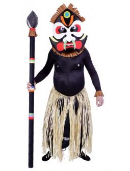 Disfraz de Chamán Africano Cachondo para Adulto