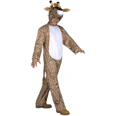 Disfraz de Jirafa Divertida para Adulto