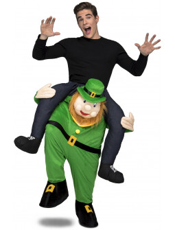 Disfraz de Saint Patricks a Hombros para Adulto