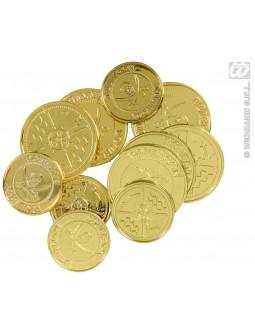 Juego de Doblones de oro
