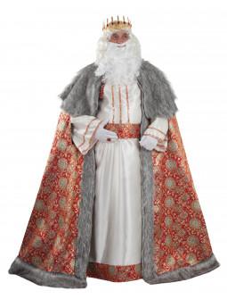 Disfraz de Rey Mago Melchor Elegante para Adulto