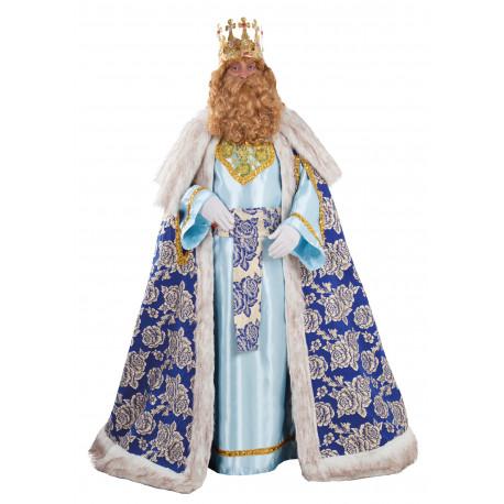 Disfraz de Rey Mago Gaspar Elegante para Adulto