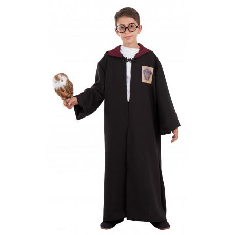 Disfraz de Aprendiz de Mago Harry Potter Infantil