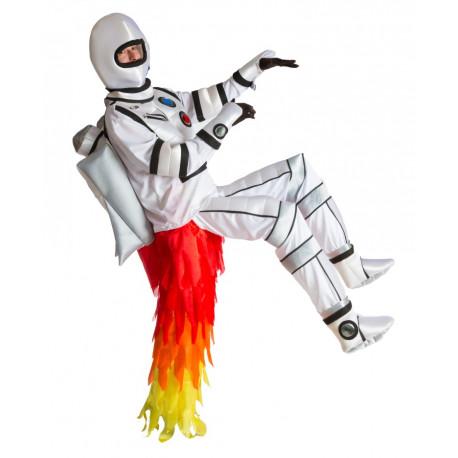 Disfraz de Astronauta con Jetpack para Adulto
