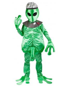 Disfraz de Alien Cachondo con Pene para Hombre