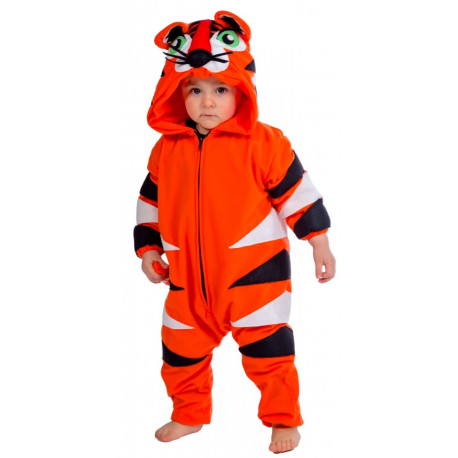 Disfraz de Tigre Premium para Bebé