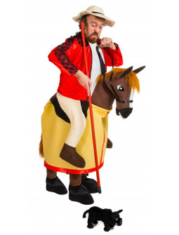 Disfraz de Picador de Toros a Caballo para Adulto