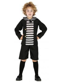 Disfraz de Niño de la Familia Addams Infantil