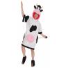 Disfraz de Vaca Coqueta para Adulto