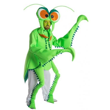Disfraz de Mantis Religiosa Verde para Adulto