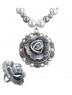 Colgante con anillo - Baroque -