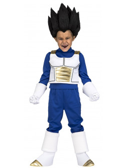 Disfraz de Vegeta Dragon Ball Infantil
