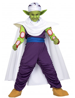 Disfraz de Piccolo Dragon Ball Infantil