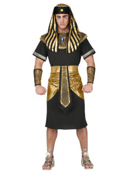 Disfraz de Faraón Egipcio Elegante para Hombre