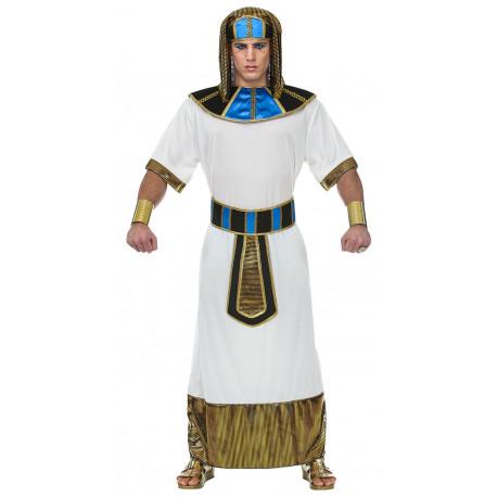 Disfraz de Faraón Egipcio Ramsés para Hombre