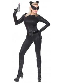 Disfraz de Superheroína Felina para Mujer
